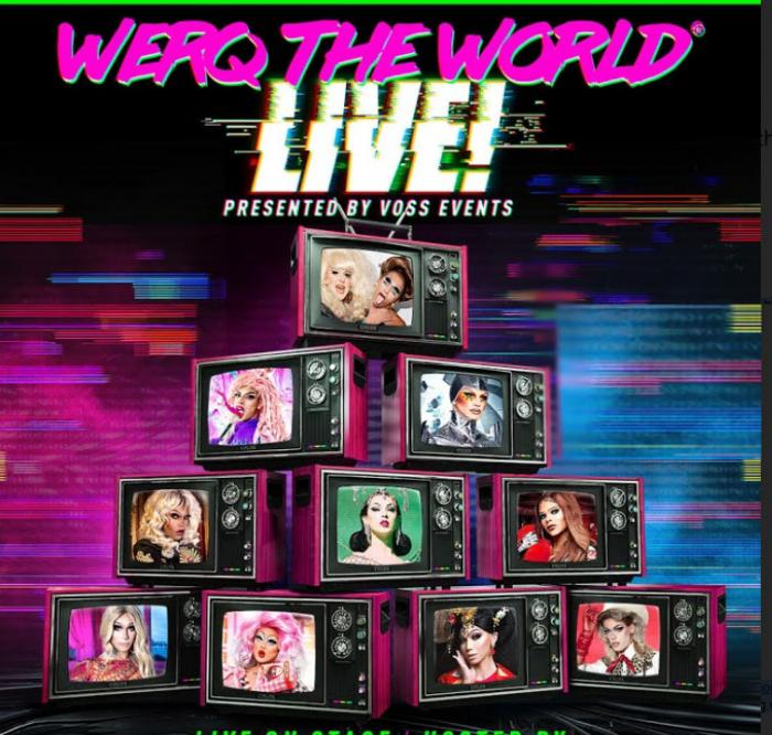 Global Benefit for Drag Entertainers Hit by COVID-19 on April 4th