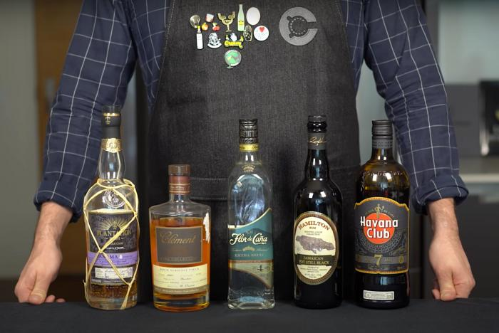 5 Easy-to-Make Rum Cocktails at Home
