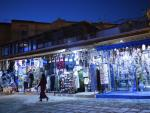 Pandemic Empties Blue-Hued Moroccan Tourist Town