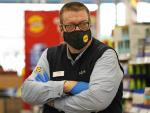 Vaccine Delays Leave Grocery Workers Feeling Expendable
